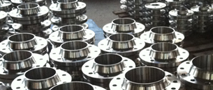 Flanges and BW fittings